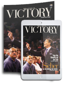 Believers Voice of Victory Magazin