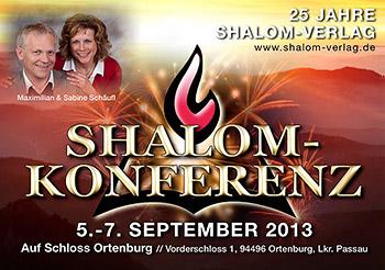 1. Shalom Konferenz