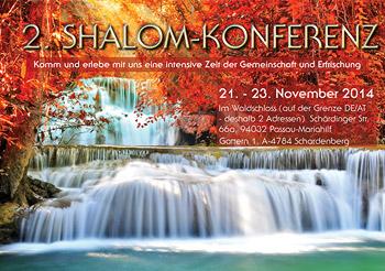 2. Shalom Konferenz