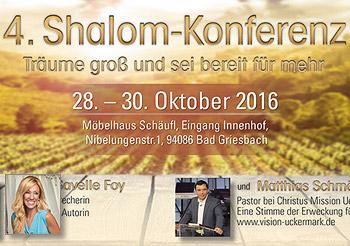 4. Shalom Konferenz