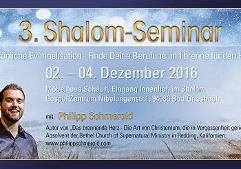 3. Shalom-Seminar